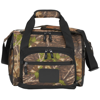 12-Can Convertible Duffel Cooler - Prints