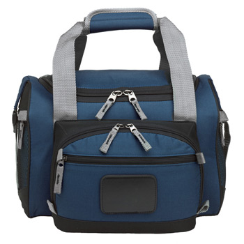 12-Can Convertible Duffel Cooler - Solids