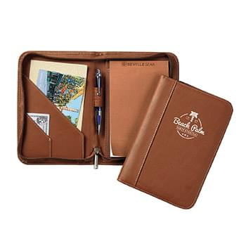 HOT DEAL - Jefferson Zippered Jr. Padfolio